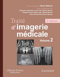 Livre numérique Traité d'imagerie médicale