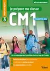 Livre numérique Je prépare ma classe - Cycle 3 - CM1