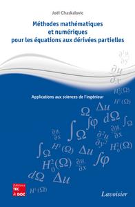 Livre numérique Méthodes mathématiques et numériques pour les équations aux dérivées partielles