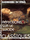 Livre numérique Réflexions sur le suicide