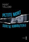 Livre numérique Petite mort sortie Rambuteau