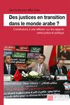 Livre numérique Des justices en transition dans le monde arabe?
