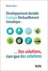 Livre numérique Développement durable, écologie, réchauffement climatique...