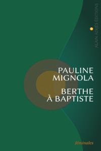 Berthe à Baptiste
