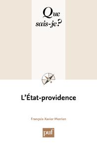 L'État-providence, « Que sais-je ? » n° 3249