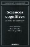 Livre numérique Sciences cognitives : diversité des approches (coll. Interdisciplinarité et nouveaux outils)