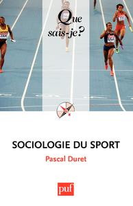 Vignette du livre Sociologie du sport - Pascal Duret