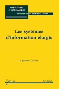 Livre numérique Les systèmes d'information élargis