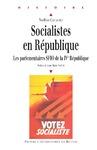 Livre numérique Socialistes en République