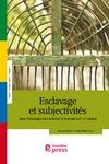Livre numérique Esclavage et subjectivités