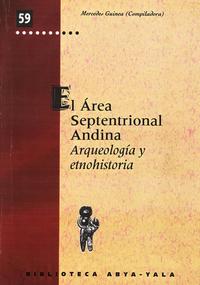 Livre numérique El área septentrional andina