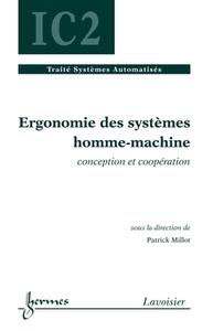 Livre numérique Ergonomie des systèmes homme-machine