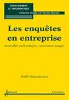 Livre numérique Les enquêtes en entreprise: nouvelles technologies nouveaux usages (Coll. Management et informatique)