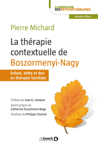 THERAPIE CONTEXTUELLE DE BOSZORMENTI-NAGY