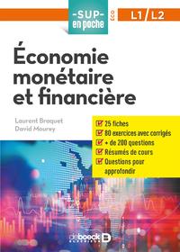 Vignette du livre Économie monétaire et financière