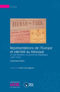 Livre numérique Représentations de l'Europe et identité au Mexique