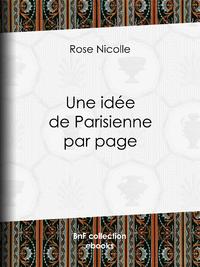 Une idée de Parisienne par page