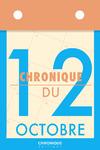 Livre numérique Chronique du 12 octobre