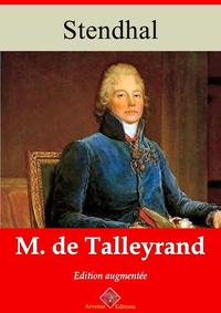 M. deTalleyrand – suivi d'annexes
