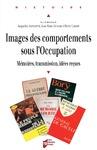 Livre numérique Images des comportements sous l'Occupation