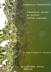 Livre numérique Chansons vertes et autres textes engagés