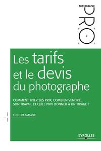 Livre numérique Les tarifs et le devis du photographe