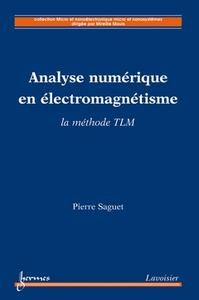 Livre numérique Analyse numérique en électromagnétisme