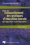 Livre numérique Pour un renouvellement des pratiques d'éducation morale
