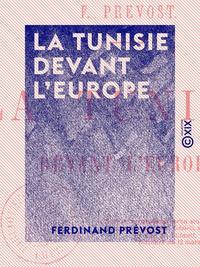 La Tunisie devant l'Europe