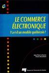 Livre numérique Le commerce électronique