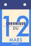 Livre numérique Chronique du 12  mars