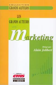 Les grands auteurs en marketing