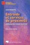 Livre numérique Entraide et services de proximité