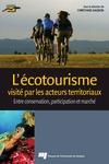 Livre numérique L'écotourisme visité par les acteurs territoriaux