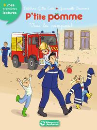 Livre numérique P'tite pomme 10 - Vive les pompiers !