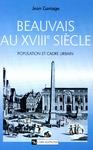 Livre numérique Beauvais au XVIIIesiècle