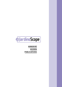 JardinoScope 2015 - 2016