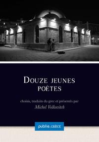 Livre numérique Douze jeunes poètes