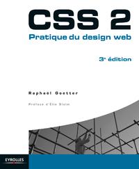 CSS 2 - Pratique du design web, PRÉFACE D'ELIE SLOÏM