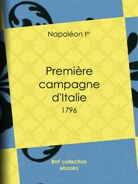 Première campagne d'Italie, 1796
