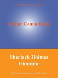Sherlock Holmes triomphe