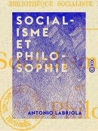 Socialisme et Philosophie, Lettres ? G. Sorel