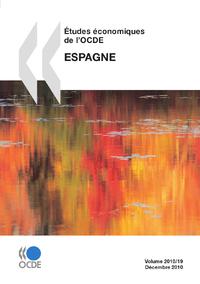 Études économiques de l'OCDE : Espagne 2010
