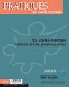 Livre numérique Pratiques en santé mentale Numéro 1 - Février 20015