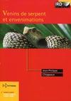 Livre numérique Venins de serpent et envenimations