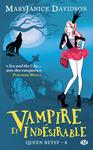 Livre numérique Vampire et Indésirable
