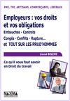 Livre numérique Employeurs : vos droits et vos obligations