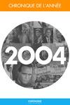 Livre numérique Chronique de l'année 2004