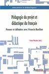 Livre numérique Pédagogie du projet et didactique du français