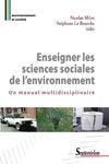Livre numérique Enseigner les sciences sociales de l'environnement